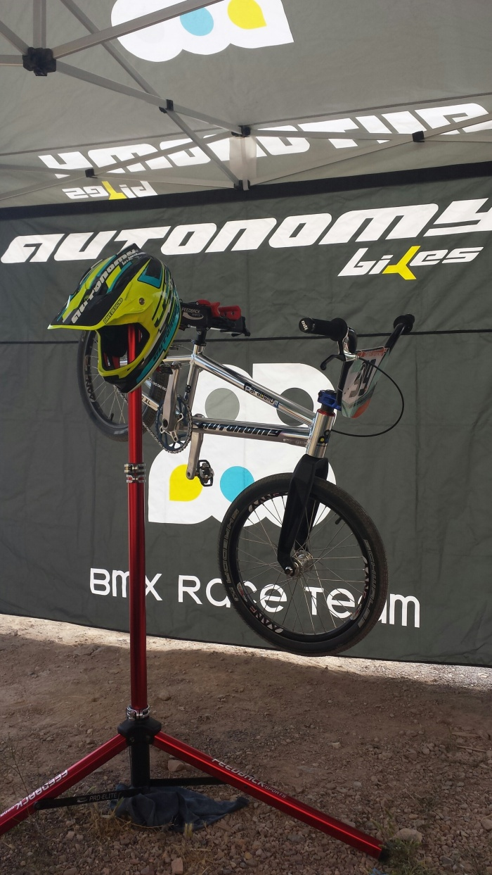 Autonomy supporting the national Bmx